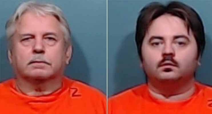 VIDEO: El impactante momento en el que dos bestias asesinan a tiros a su vecino en Texas (EEUU)