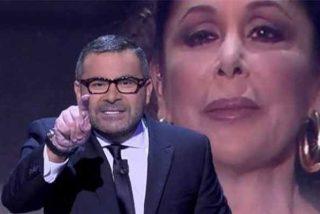 Isabel Pantoja exige al bocazas de Jorge Javier que le pida perdón por decir que le daba asco