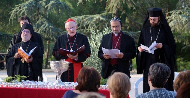 Ortodoxos y católicos celebran en Madrid la III Jornada Mundial de Oración por el Cuidado de la Creación