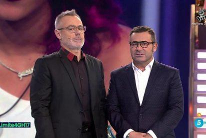 Jordi González 'amenaza' a la Mediaset de Vasile y advierte a Jorge Javier tras su despido de Telecinco