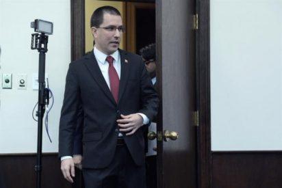 Jorge Arreaza se reúne con embajadores de la Unión Europea para evitar una intervención