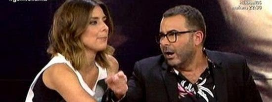 Sandra Barneda deja en ridículo la profesionalidad de Jorge Javier Vázquez en 'GH VIP 6'