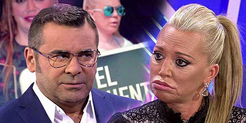 """Jorge Javier Vázquez: """"Belén Esteban debería enfrentarse a la vida con más sentido del humor"""""""