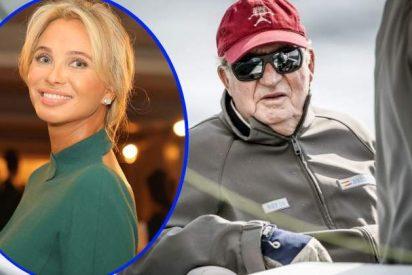 Don Juan Carlos no deja que el nuevo escándalo de Corinna le salpique en las regatas