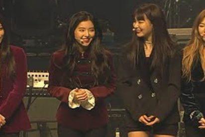 Los norcoreanos reciben con 'caras de culo' a los ídolos K-pop de Corea del Sur