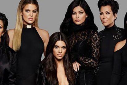 ¿Sabes qué Kardashian se ha desnudado por completo en Instagram?