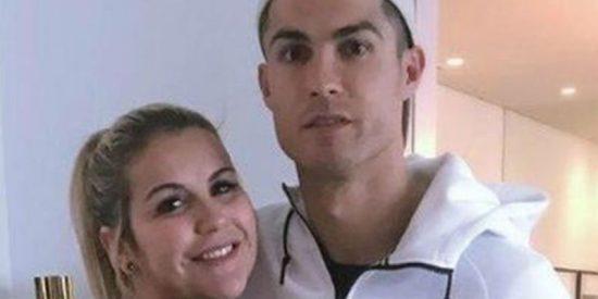 El cabreo de Katia, la hermana de Cristiano, tras la expulsión en Valencia