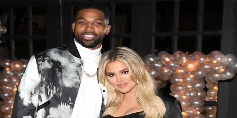 Así tapó Khloé Kardashian los rumores de una nueva infidelidad de Tristan Thompson