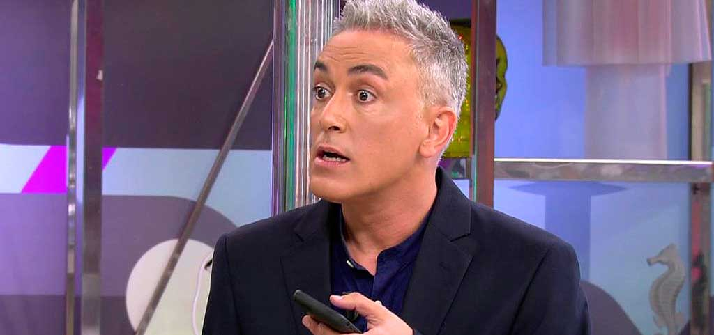 "Isabel Pantoja hunde a Kiko Hernández al teléfono: ""¡Te he visto correr con un susto que te cagabas vivo!"""
