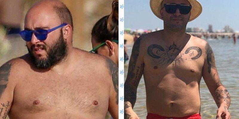 El cambio físico de Kiko Rivera tras adelgazar 42 kg ha sido la sensación de este verano