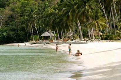 Maya Bay, la playa de Leonardo Di Caprio