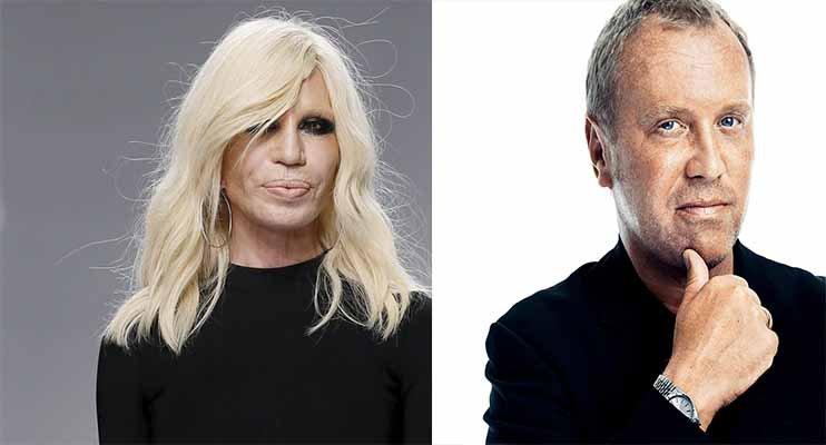 Michael Kors, cerca de comprar Versace por 2.000 millones de dólares