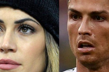 La esposa de Boateng se burla en público de Cristiano Ronaldo