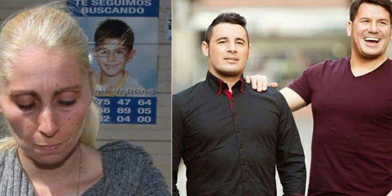 La madre de Yéremi Vargas apoya a Andy y Lucas