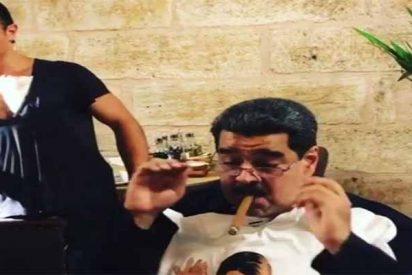 Video:La repugnante vida de lujos del dictador Maduro mientras los venezolanos sufren la peor crisis de su historia