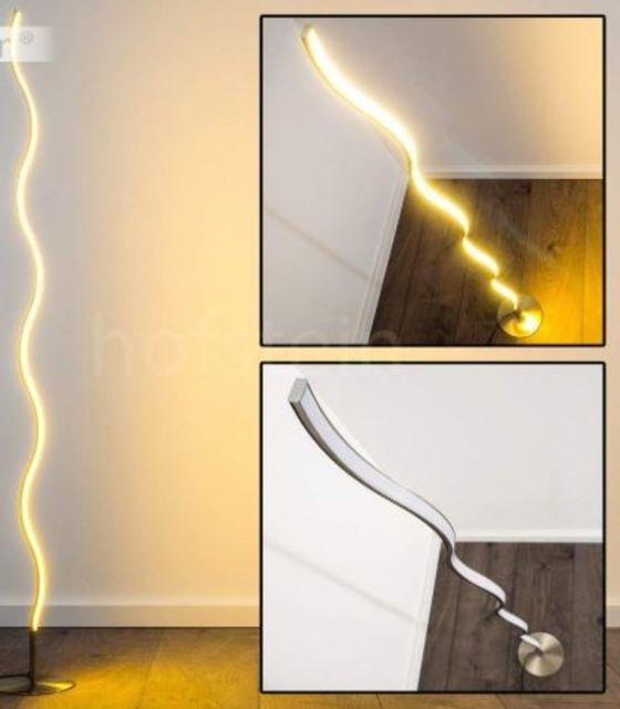 """""""Lámpara de pie LED integrado"""