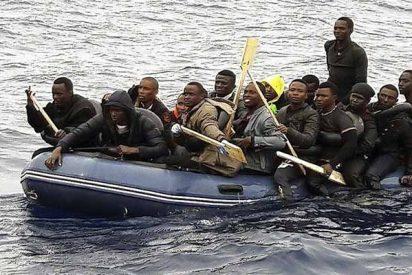 La Marina Real de Marruecos ametralla una lancha rápida tripulada por un español y mata a una inmigrante ilegal