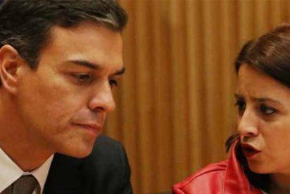 """Mensaje para Adriana Lastra: """"El Padrenuestro tiene 57 palabras"""""""