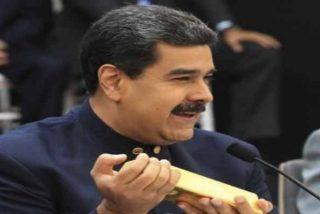 El dictador Nicolás Maduro, los verdugos chavistas y el saqueo de Venezuela