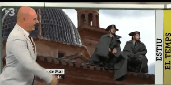 """TV3 y sus imágenes infames: """"¡Picoletos ibéricos, no les dé croquetas!"""""""