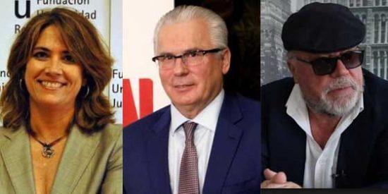 La picante grabación sobre sexo entre la ministra Delgado y el excomisario Villarejo la deja al borde de la dimisión