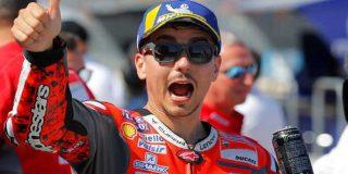 Lorenzo y Ducati le quitan la pole a Márquez en Alcañiz
