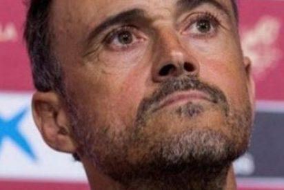 Luis Enrique despliega su antimadridismo más rancio con el 'The Best'