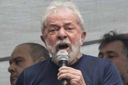 El corrupto Lula da Silva compara a Bolsonaro con los nazis