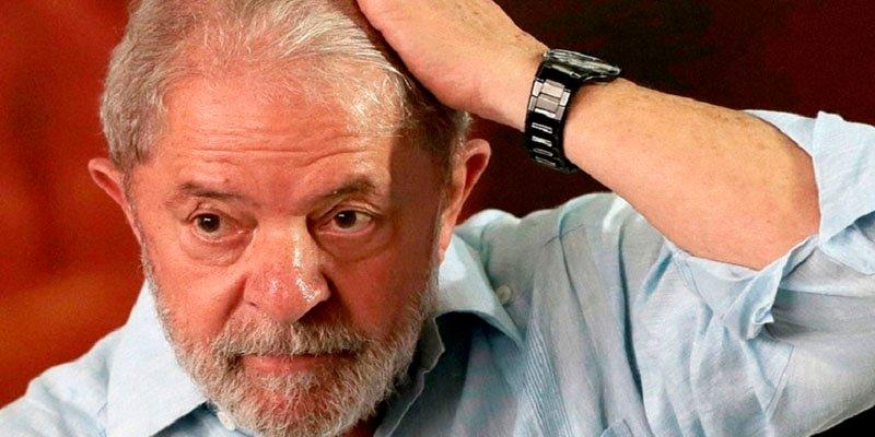 """El partido de Lula promete luchar """"por todos los medios"""" contra el Tribunal Superior"""