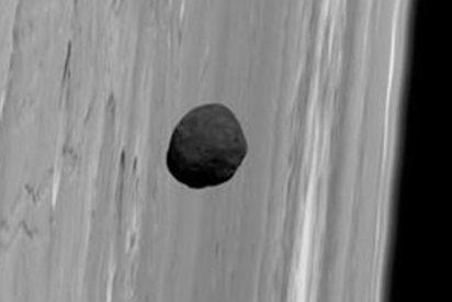 Más pruebas de que la luna Fobos nació de un impacto contra Marte