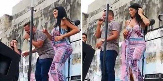 El vídeo de 'La Madame' bailando salsa en la cárcel calienta Colombia