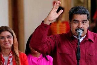 """Maduro responde furioso a las sanciones de EEUU contra su esposa: """"Atáquenme a mí pero no se metan con Cilia, no sean cobardes"""""""
