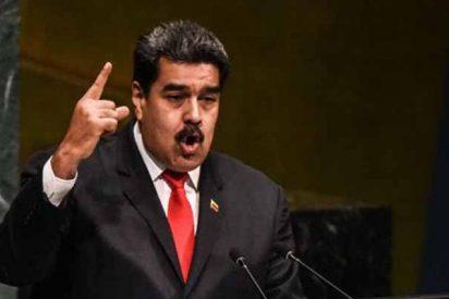 El tirano Maduro asegura en la ONU que está dispuesto a reunirse y 'dialogar' con Trump