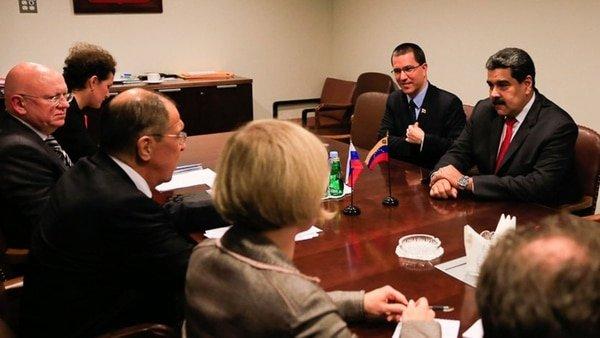 Minuto a minuto: la agenda de Nicolás Maduro antes de su discurso en la Asamblea General de la ONU