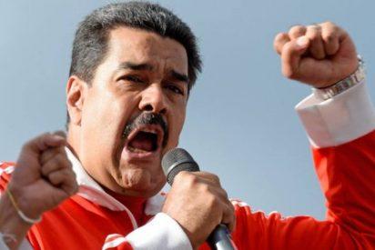 Nicolás Maduro explota con un periodista al ser consultado sobre la detención de dos bomberos que lo compararon con un burro