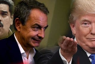 El 'chavista' Zapatero culpa a Trump de provocar el masivo éxodo de venezolanos