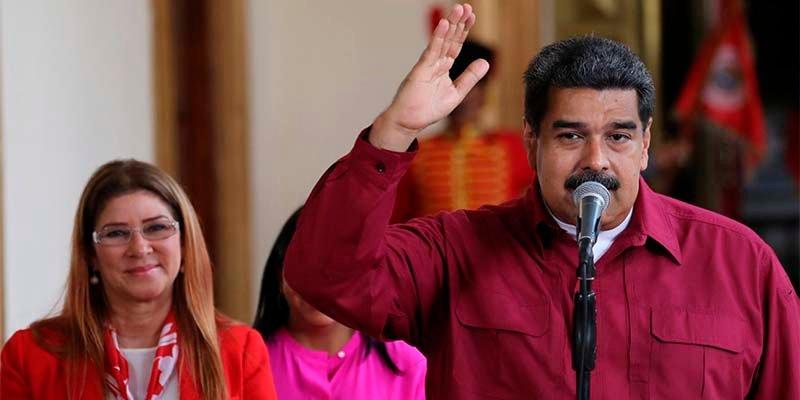 El dictador Maduro saquea las reservas de oro para financiar su régimen
