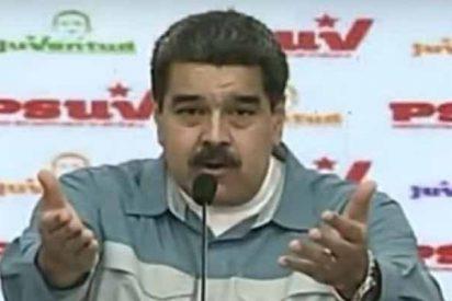 El dictador Nicolas Maduro autoriza a la banca la compraventa de divisas