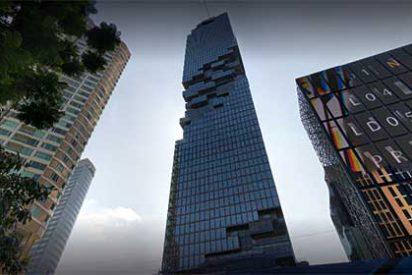 El rascacielos más alto de Tailandia abrirá al público en octubre