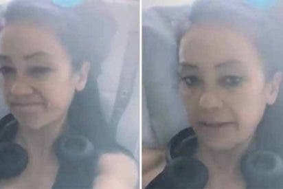 "Maite Galdeano al hospital: ""Se va a enterar España de lo que me están haciendo sufrir"""