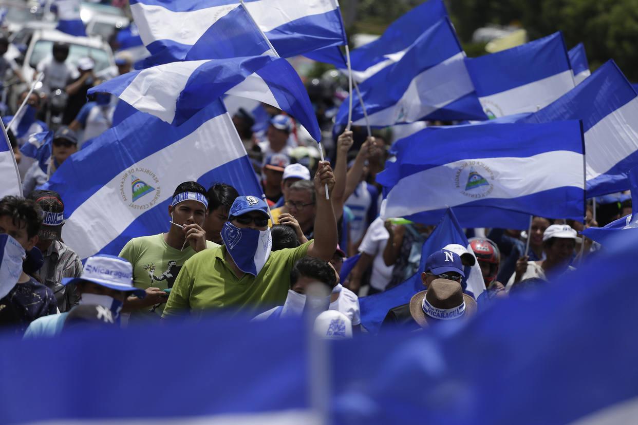 """Estados Unidos al regimen de Nicaragua: """"Responderán por la represión y la violencia"""""""