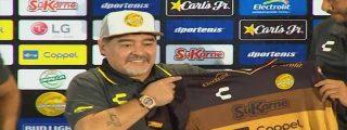 Las excéntricas solicitudes de Maradona y la cifra astronómica exigida para su contrato
