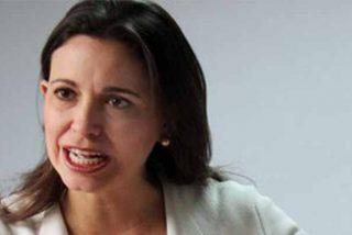 """María Corina Machado: """"Fantasía es creer que el régimen va a salir por otro mecanismo que no sea por la fuerza"""""""