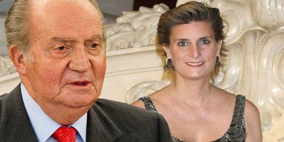 La secreta condición que ha impuesto un temeroso don Juan Carlos para ser el padrino del hijo de María Zurita