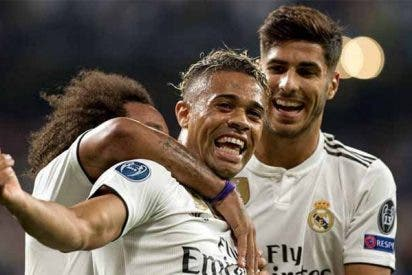 El Real Madrid le da una lección a la Roma y repite que va a por otra Champions