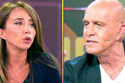 "María Patiño abronca a Kiko Matamoros: ""Has mentido disfrazando tu realidad"""