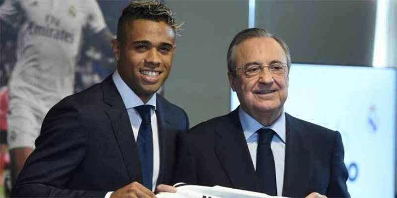 Real Madrid: La inocente 'cantada' de Mariano en su presentación