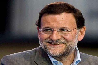 Mariano Rajoy se despide de Santa Pola con un almuerzo al que invita a Soraya Sáenz de Santamaría