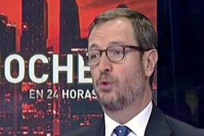 TVE: Javier Maroto deja con el culo al aire a Marc Sala, el sustituto de Víctor Arribas en '24 horas'