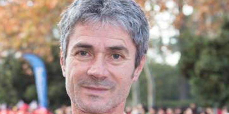 Martín Fiz, hospitalizado tras ser atropellado mientras entrenaba en Vitoria